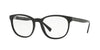 Burberry BE2247F Square Eyeglasses  3001-MATTE BLACK 54-19-145 - Color Map black