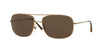 Burberry BE3077 Square Sunglasses  118973-GOLD 60-17-135 - Color Map gold
