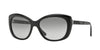 Burberry BE4164 Butterfly Sunglasses  300111-BLACK 55-17-135 - Color Map black