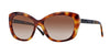 Burberry BE4164 Butterfly Sunglasses  331613-LIGHT HAVANA 55-17-135 - Color Map havana