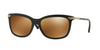 Burberry BE4185 Cat Eye Sunglasses  30016H-BLACK 57-17-145 - Color Map black