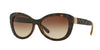 Burberry BE4217 Butterfly Sunglasses  357813-MATTE DARK HAVANA 56-16-140 - Color Map havana