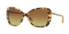 Burberry BE4238 Butterfly Sunglasses  327813-LIGHT HAVANA 57-17-140 - Color Map havana
