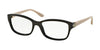 Bvlgari BV4086B Square Eyeglasses  897-COCOA 52-17-135 - Color Map brown