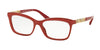 Bvlgari BV4116B Butterfly Eyeglasses  5380-TOP CRYSTAL ON RASPBERRY 54-16-140 - Color Map purple/reddish