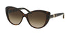 Bvlgari BV8151B Cat Eye Sunglasses  504/13-DARK HAVANA 57-15-140 - Color Map havana