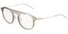 DOLCE & GABBANA DG1291 Phantos Eyeglasses  488-MIRROR PALE GOLD 48-23-145 - Color Map gold