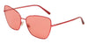 DOLCE & GABBANA DG2208 Cat Eye Sunglasses  131984-BORDEAUX 62-16-140 - Color Map bordeaux