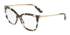 DOLCE & GABBANA DG3259 Square Eyeglasses  2888-FOG CUBE 53-17-140 - Color Map grey