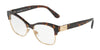 DOLCE & GABBANA DG3272 Pillow Eyeglasses  502-HAVANA 52-17-140 - Color Map havana