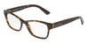 DOLCE & GABBANA DG3274 Rectangle Eyeglasses  502-HAVANA 54-17-140 - Color Map havana