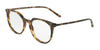 DOLCE & GABBANA DG3288F Phantos Eyeglasses  3141-BLUE HAVANA 50-19-145 - Color Map blue