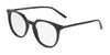 DOLCE & GABBANA DG3288F Phantos Eyeglasses  501-BLACK 50-19-145 - Color Map black