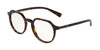 DOLCE & GABBANA DG3297 Irregular Eyeglasses  502-HAVANA 50-20-140 - Color Map havana