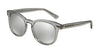 DOLCE & GABBANA DG4254 Phantos Sunglasses  29166G-TRANSPARENT GREY 51-20-145 - Color Map grey