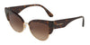 DOLCE & GABBANA DG4346 Cat Eye Sunglasses  502/13-HAVANA 53-17-145 - Color Map havana