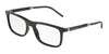 DOLCE & GABBANA DG5030 Rectangle Eyeglasses  501-BLACK 55-20-145 - Color Map black