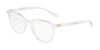 DOLCE & GABBANA DG5034 Oval Eyeglasses  3133-CRYSTAL 53-17-140 - Color Map crystal