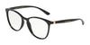 DOLCE & GABBANA DG5034 Oval Eyeglasses  501-BLACK 53-17-140 - Color Map black