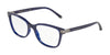 DOLCE & GABBANA DG5036 Butterfly Eyeglasses  3094-OPAL BLUE 53-17-140 - Color Map blue