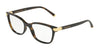 DOLCE & GABBANA DG5036 Butterfly Eyeglasses  502-HAVANA 53-17-140 - Color Map havana