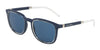 DOLCE & GABBANA DG6115 Square Sunglasses  309480-MATTE BLUE 53-21-145 - Color Map blue