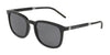 DOLCE & GABBANA DG6115 Square Sunglasses  501/81-BLACK 53-21-145 - Color Map black