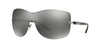 DKNY Donna Karan New York DY5081 Square Sunglasses  10036G-GUNMETAL 38-138-125 - Color Map gunmetal