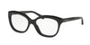 Coach HC6096 Square Eyeglasses  5002-BLACK 51-16-135 - Color Map black