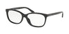 Coach HC6139U Pillow Eyeglasses  5002-BLACK 55-15-140 - Color Map black
