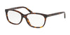Coach HC6139U Pillow Eyeglasses  5120-DARK TORTOISE 55-15-140 - Color Map havana