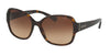 Coach L154 HC8166 Butterfly Sunglasses  512013-DARK TORTOISE 58-18-135 - Color Map havana
