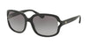 Coach L149 HC8169 Square Sunglasses  500211-BLACK 57-16-135 - Color Map black