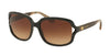 Coach L149 HC8169 Square Sunglasses  535313-BLACK/WILD BEAST 57-16-135 - Color Map black