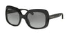 Coach HC8194F Square Sunglasses  500211-BLACK 53-21-140 - Color Map black