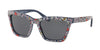 Coach L1635 HC8208 Square Sunglasses  545887-MULTI ELECTRIC FLORAL 55-19-140 - Color Map multi