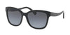 Coach L1656 HC8219 Square Sunglasses  5002T3-BLACK 56-16-140 - Color Map black
