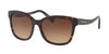 Coach L1656 HC8219 Square Sunglasses  512013-DARK TORTOISE 56-16-140 - Color Map havana