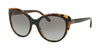 Coach L1060 HC8260 Cat Eye Sunglasses  544611-BLACK/TORTOISE 55-18-140 - Color Map black