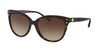 Michael Kors JAN MK2045 Cat Eye Sunglasses  300613-DARK TORTOISE ACETATE 55-16-140 - Color Map havana