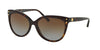 Michael Kors JAN MK2045 Cat Eye Sunglasses  3006T5-DARK TORTOISE ACETATE 55-16-140 - Color Map havana