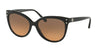 Michael Kors JAN MK2045 Cat Eye Sunglasses  317711-BLACK 55-16-140 - Color Map black