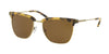 Michael Kors ELY MK2063 Square Sunglasses  332773-DK VINTAGE TORTOISE/GOLD TONE 54-18-140 - Color Map gold