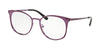 Michael Kors NEW ORLEANS MK3022 Round Eyeglasses  1158-PLUM 53-18-140 - Color Map plum