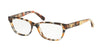 Michael Kors RANIA IV MK4031 Rectangle Eyeglasses  3169-TIGER TORTOISE 51-15-135 - Color Map havana