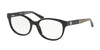 Michael Kors MK4032F Round Eyeglasses  3168-BLACK 51-17-135 - Color Map black