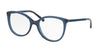 Michael Kors ADRIANNA V MK4034F Cat Eye Eyeglasses  3199-NAVY 52-18-135 - Color Map navy