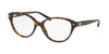 Michael Kors KIA MK4042 Cat Eye Eyeglasses  3006-DARK TORTOISE ACETATE 53-16-135 - Color Map havana