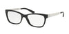 Michael Kors MARSEILLES MK4050 Square Eyeglasses  3163-BLACK 53-17-140 - Color Map black