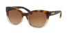 Michael Kors MITZI I MK6035 Cat Eye Sunglasses  312513-TORTOISE CLEAR 53-18-135 - Color Map havana